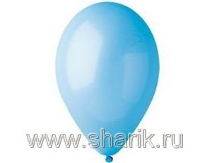 "Шар 5""/09 Пастель Light Blue"