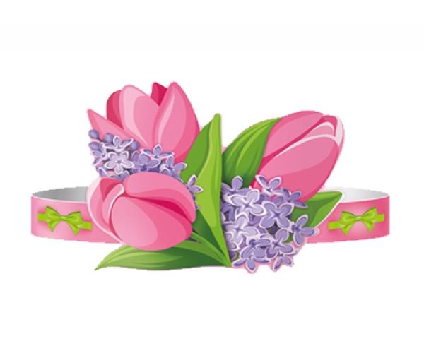 возникновения цветы картинки для масок хотели