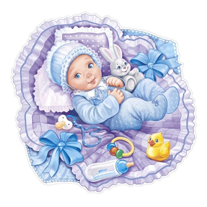 Открытки новорожденных малышей девочек